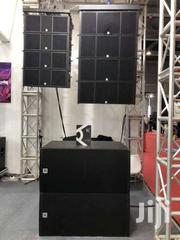 Line Array Speakers For Concert, Functions And Events From | Audio & Music Equipment for sale in Nairobi, Parklands/Highridge
