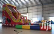 Bouncing Castle With Water Slide For Hire | Party, Catering & Event Services for sale in Nairobi, Kahawa West