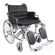 Extra Wide Wheelchair   Medical Equipment for sale in Nairobi, Nairobi Central