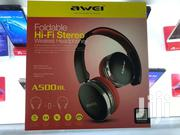 Awei A500BL Wireless Bluetooth Headphones | Headphones for sale in Nairobi, Nairobi Central