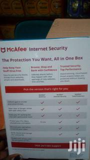 Mcafee  INTERNET SECURITY 3USER | Software for sale in Nairobi, Nairobi Central