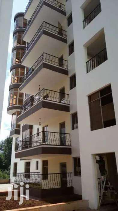 Spacious 3br With Sq Newly Built Apartment To Let In Lavington