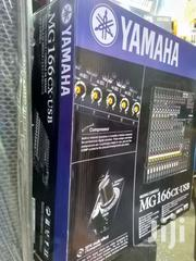 Yamaha Plain Mixer Mg166cxusb | Audio & Music Equipment for sale in Nairobi, Nairobi Central