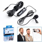 Boya By-m1 Professional Collar Lavalier Lapel Microphone | Audio & Music Equipment for sale in Nairobi, Nairobi Central