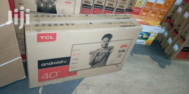 """Archive: TCL 40"""" Smart Android"""