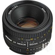 Nikon AF NIKKOR 50mm F/1.8D Lens | Accessories & Supplies for Electronics for sale in Nairobi, Nairobi Central