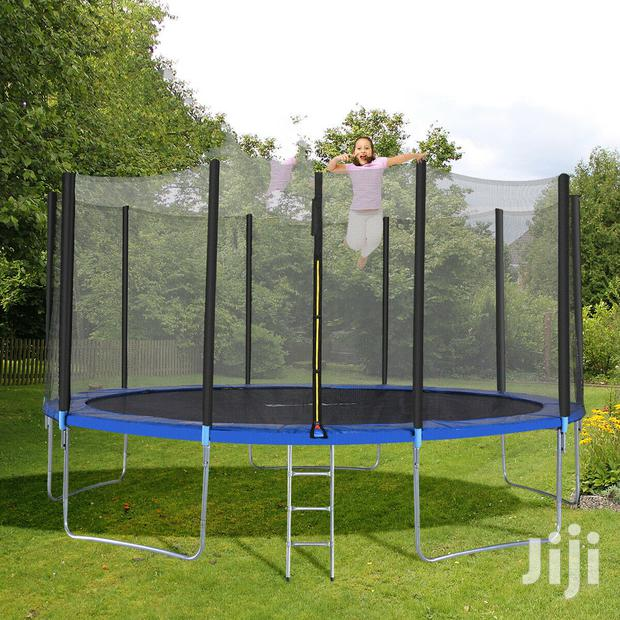 New Quality Trampolines