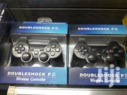 Doubleshock Ps 3 Wireless Controller Game Pad | Accessories & Supplies for Electronics for sale in Nairobi, Nairobi Central