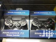 Doubleshock Ps3 Wireless Controller Pad | Accessories & Supplies for Electronics for sale in Nairobi, Nairobi Central