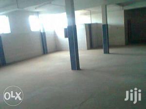 Godown Of 4150 Square Feet Available To Let At Industrial Area Nakuru