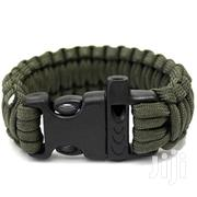 Tactical Paracord Bracelets. With Whistle. | Clothing Accessories for sale in Nairobi, Woodley/Kenyatta Golf Course