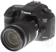 New Canon EOS 7D Mark II DSLR Camera With 18-135mm Lens   Photo & Video Cameras for sale in Nairobi, Nairobi Central