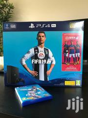 Ps4 Pro With Fifa19 | Video Game Consoles for sale in Nairobi, Nairobi Central