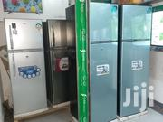Brand New High Quality Fridge Navy Blue Bruhm Fridge | Kitchen Appliances for sale in Mombasa, Bamburi