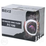 Meike FC-100 LED Macro Ring Flash Speedlite And Video Light | Accessories & Supplies for Electronics for sale in Nairobi, Nairobi Central