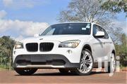 BMW X1 2012 White | Cars for sale in Mombasa, Ziwa La Ng'Ombe