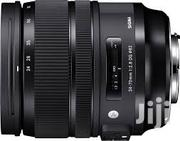 Sigma 24-70mm F 2.8 Art | Photo & Video Cameras for sale in Nairobi, Nairobi Central