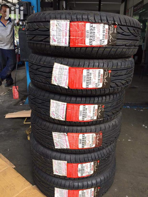 195/65/15 Radar Tyre's Is Made In Indonesia