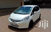 Honda Fit 2012 White | Cars for sale in Mombasa, Ziwa La Ng'Ombe