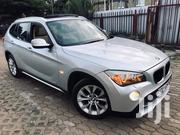 BMW X1 2012 Silver | Cars for sale in Mombasa, Ziwa La Ng'Ombe