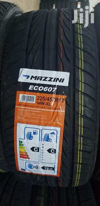 Archive: 225/45/17 Mazzini Tyres Is Made In China