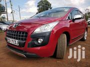 Peugeot 3008 2012 Red | Cars for sale in Nairobi, Kilimani