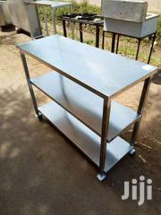 Stainless Steel  Tables | Restaurant & Catering Equipment for sale in Nairobi, Maringo/Hamza