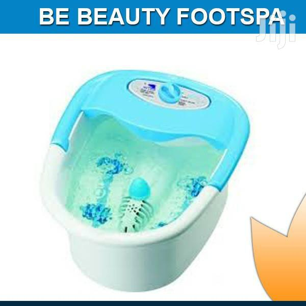 Skyland Big Footspa