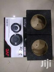 """JVC 6 Inch Car Door Speakers 50w RMS Peak Power 300w 6 Inch Cabinet""""   Vehicle Parts & Accessories for sale in Nairobi, Nairobi Central"""