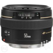 Canon EF 50mm F/1.4 USM Lens Brand New | Accessories & Supplies for Electronics for sale in Nairobi, Nairobi Central