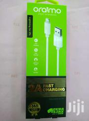 Oraimo iPhone 5/6/7/8 And iPhone X Cable | Accessories for Mobile Phones & Tablets for sale in Nairobi, Nairobi Central