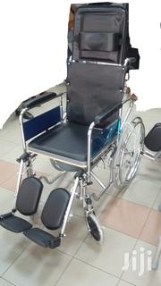 Commode Wheelchair*Detachable Arms*Ksh28,000   Medical Equipment for sale in Nairobi, Kilimani