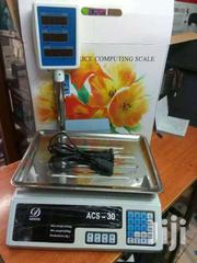 Electronic Digital Scale. Ideal For Butcheries,Grain Millers   Store Equipment for sale in Nairobi, Nairobi Central