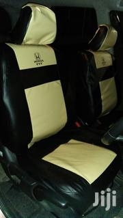 Black/Cream Car Seat Covers | Vehicle Parts & Accessories for sale in Mombasa, Magogoni