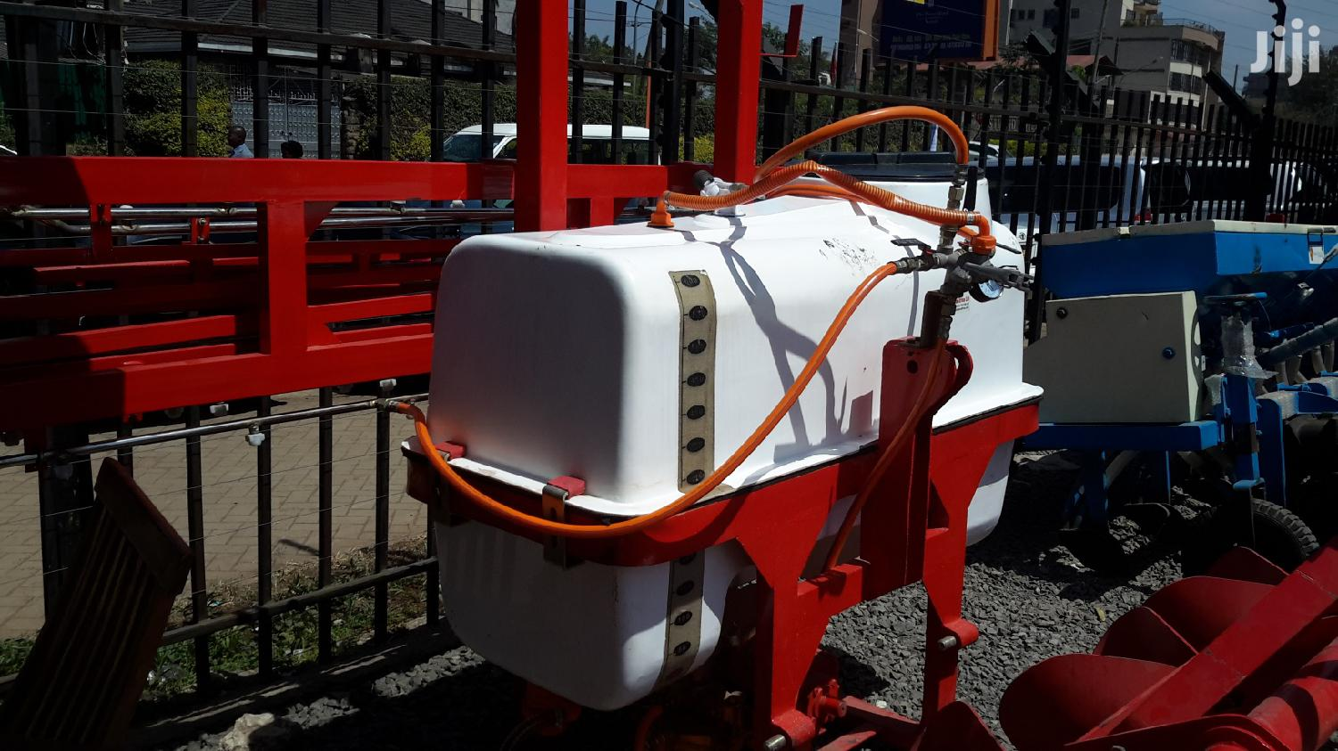 Archive: Agricultural Boom Spray 600ltres