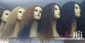 Semi Human Wigs Available