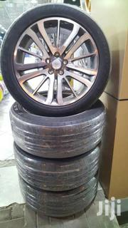 """20 BRAND NEW OEM FACTORY ORIGINAL MADE ITALY RANGE ROVER Rims & Tyres"""" 