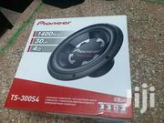 New Improved Pioneer TS-300S4 Deep Bass 1400 Watts Woofer | Vehicle Parts & Accessories for sale in Nairobi, Nairobi Central