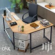 L - Shaped Desk Corner Computer Desk | Furniture for sale in Nairobi, Nairobi Central