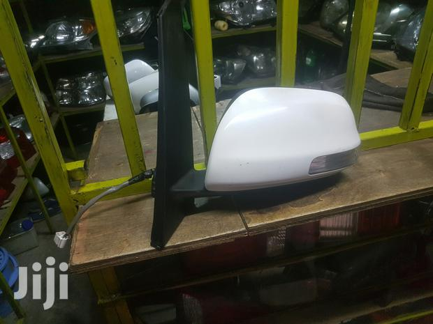 Archive: Toyota Ractis Side Mirror 2008 Models