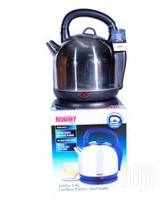 Stainless Steel Jumbo 3.6L Cordless Electric Kettle, 2000w | Kitchen Appliances for sale in Nairobi, Nairobi Central