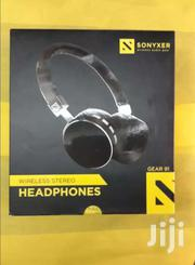 Sonyxer Gear 91 Wireless Bluetooth Stereo Headphones | Headphones for sale in Nairobi, Nairobi Central