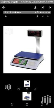 Digital Weighing Scale Machine With Receipt   Store Equipment for sale in Nairobi, Nairobi Central