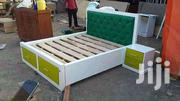 Bed 5 By 6 With Drawers And Two Side Cabinets | Furniture for sale in Nairobi, Embakasi