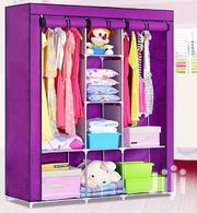 Durable Three Columns Portable Wooden Frame Wardrobes Available   Furniture for sale in Nairobi, Kangemi