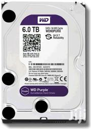 WD Purple 6TB 3.5 Surveillance Hard Disk Cctv Camera | Security & Surveillance for sale in Nairobi, Nairobi Central