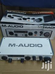 Studio Sound Card M Audio Mtrack | Audio & Music Equipment for sale in Nairobi, Nairobi Central
