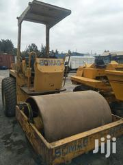 Roller Compactor Bomag Wheeled Drum Roller Compactor | Heavy Equipment for sale in Nairobi, Embakasi