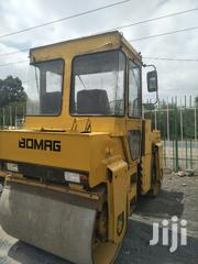 Drum Roller Compactor Bomag Double Drum Vibratory Compactor | Heavy Equipment for sale in Nairobi, Embakasi