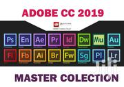 Adobe Master Collection CC 2019 Full Collection | Software for sale in Nairobi, Nairobi Central